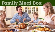The Family Meat Box 2-3 People