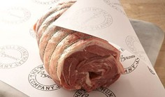 Shoulder of Mutton, boned and rolled