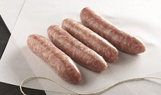 Gluten Free Pork Chipolatas (pack of 10)