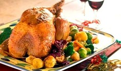 Christmas Organic Turkey