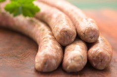 Organic Old English Sausage