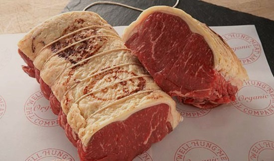 Beef Sirloin Joint, Boned & Rolled