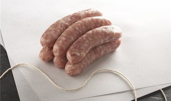 Gluten Free Pork Chipolatas (Previously Frozen)