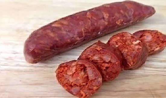 Organic Cooking Chorizo