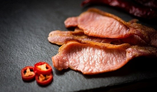 Organic Firecracker Back Bacon