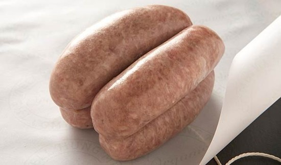 WHM House Pork Sausages (pack of 6)