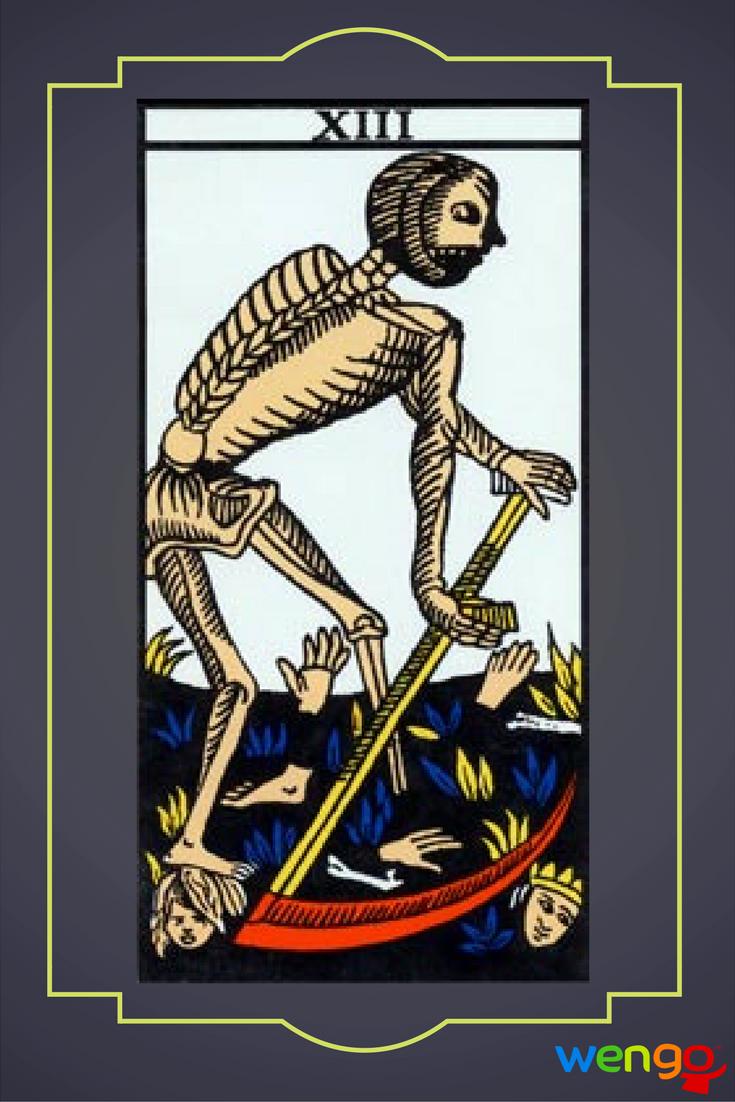 la muerte-arcano