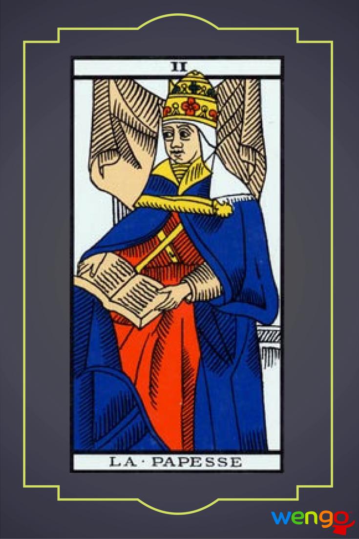la sacerdotista arcano