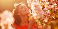 signos del zodiaco y flores