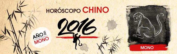 Horoscopo chino 2016 Mono