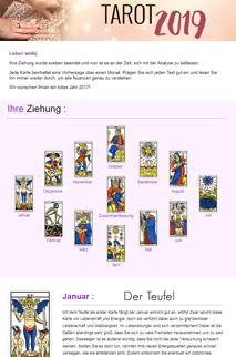 Das Tarot 2019