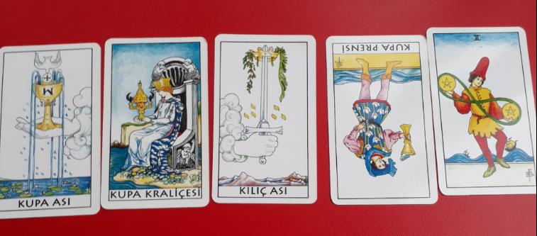 Haftanın Tarot Kartları