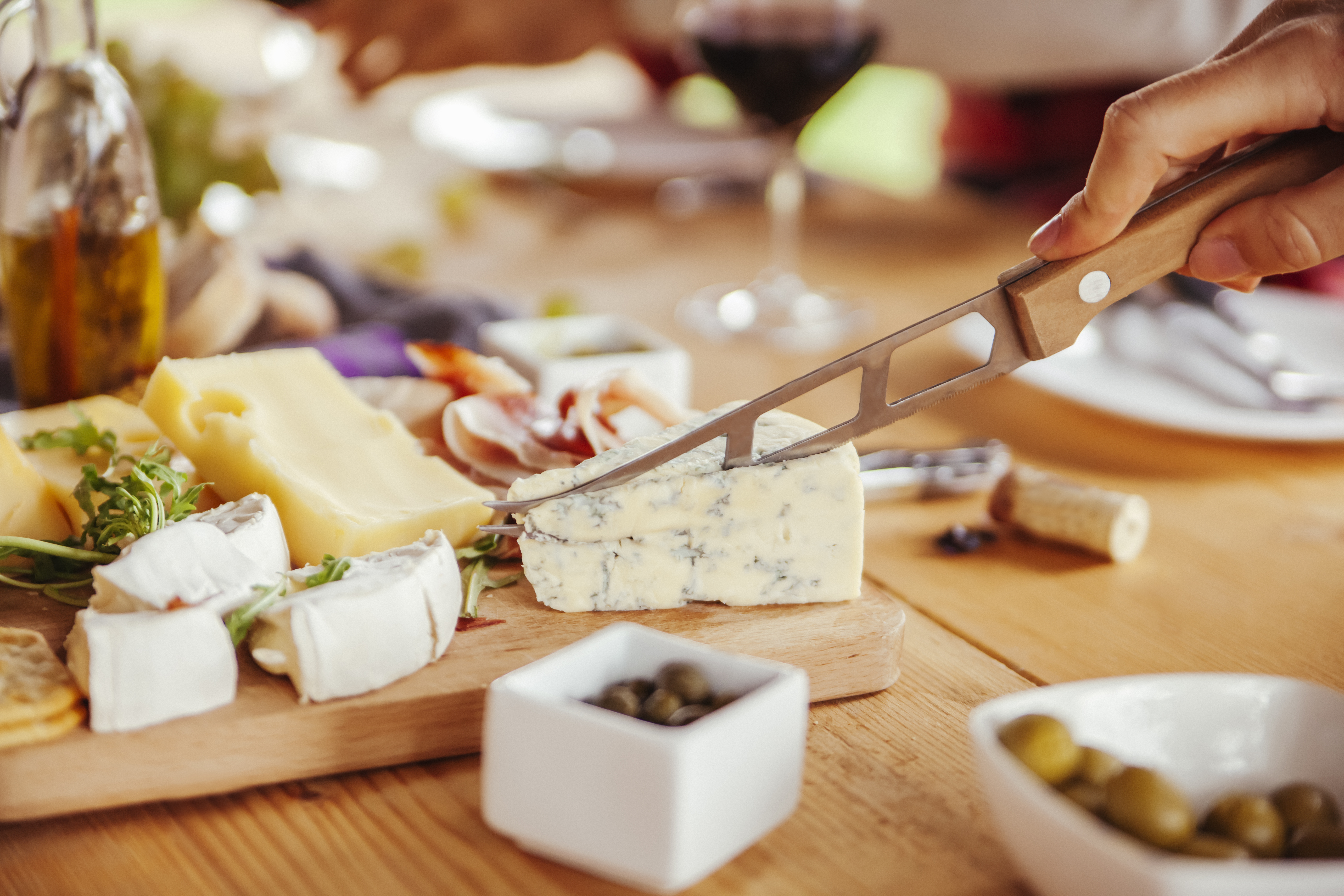 Peynir çeşitlerini yiyin