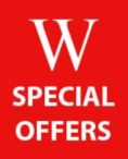 Special offers, sale items and end of line stock disounted product.