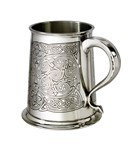 Celtic inspired Collection of pewter gifts