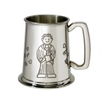 Wedding collection of pewter gifts