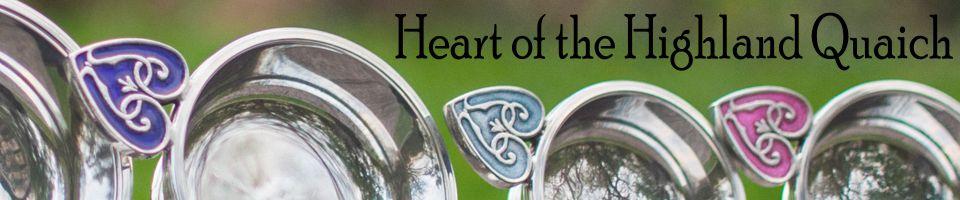 Heart of the Highland Quaich