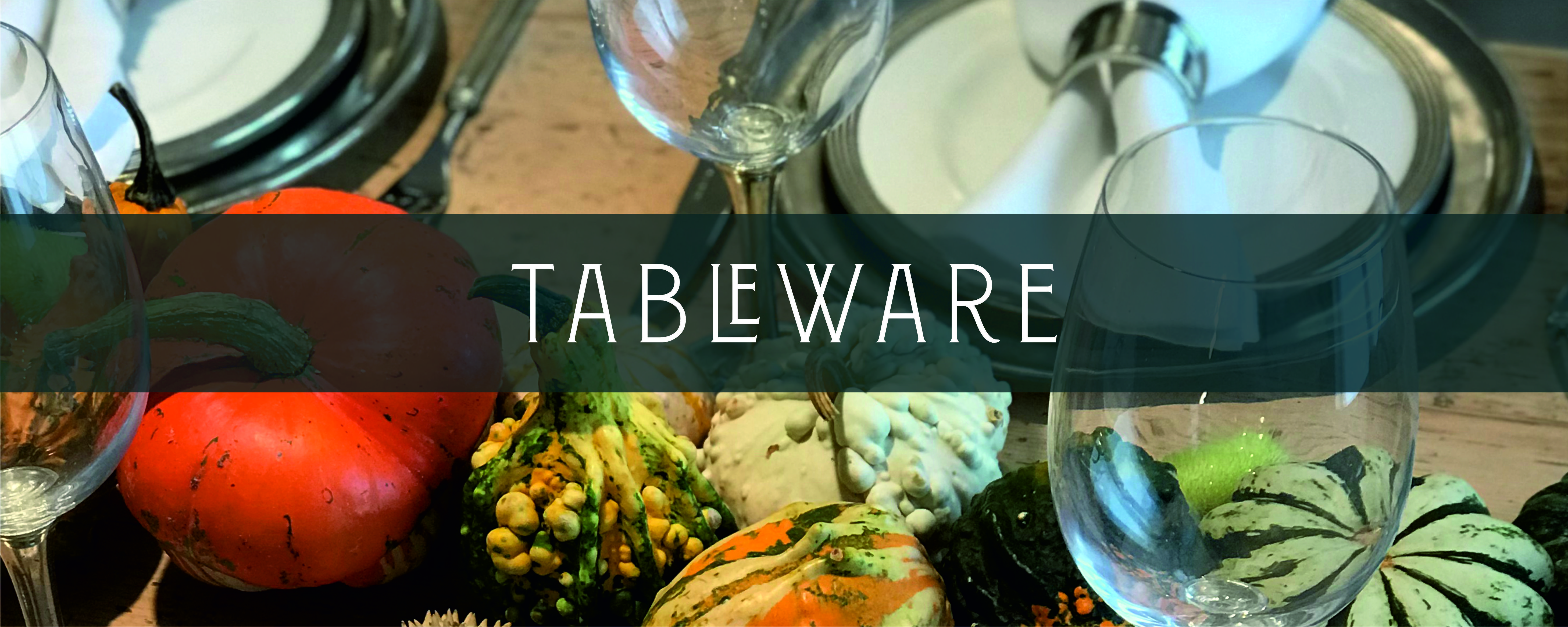 Tableware Autumn 2020