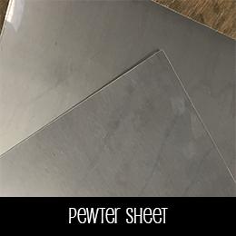 Pewter Sheet