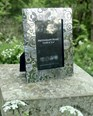 "Retro Pewter 6""x4"" Picture Frame"
