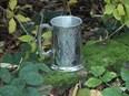 Acanthus Pattern Pewter 1 Pint Tankard