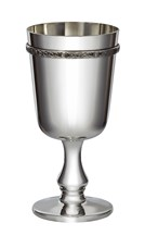 Pewter Celtic Band Goblet