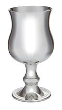 Large Georgian pewter Goblet