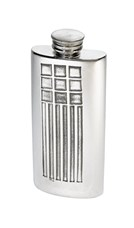 2oz CRM purse Pewter Purse Flask