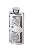 2oz Kells purse Pewter Purse Flask