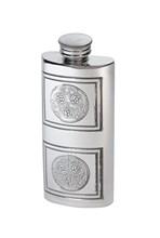 2oz Kells purse Pewter Purse Flask