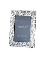 Yorkshire Rose Pewter Picture Frame