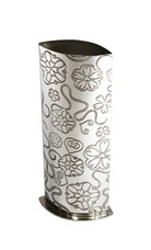 Yorkshire Rose Pewter Bud Vase