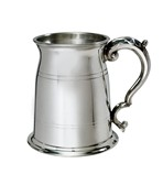 Old london 1 pint pewter Tankard