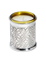 Triquetra Pewter Candle Votive Holder
