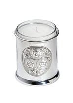 Kells pewter candle Votive