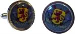 Lion of Scotland Design Cufflinks
