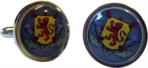 Lion of Scotland Design Cufflinks