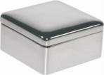 Silver Plated Square Box