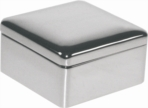 Silver Plated Square Box