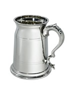 Old London 2 Pint Pewter Tankard