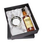 Box to take large quaich and bottle of Whisky