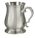 T1 Abbey Bell Cast 1 pint heavy Pewter Tankard
