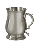 Half pint X Range Heavy Cast pewter Abbey Bell Tankard