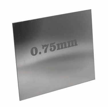 PEWTER SHEET 0.75mm GAUGE