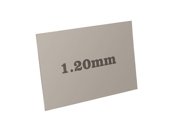 PEWTER SHEET 1.2mm GAUGE
