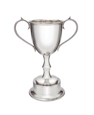 Large Pewter Bullet Trophy