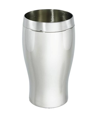 1 Pint Pewter Beaker Beer Glass