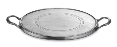 Cake plate with handles