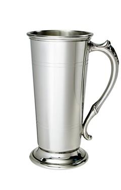 Lager 1 pint pewter Tankard