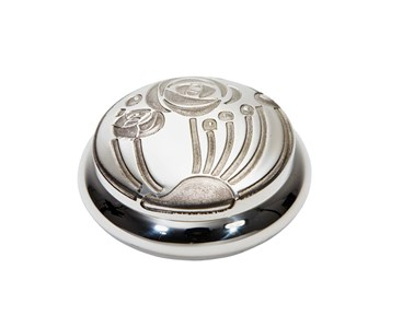 Pewter Charles Rennie Mackintosh Trinket box